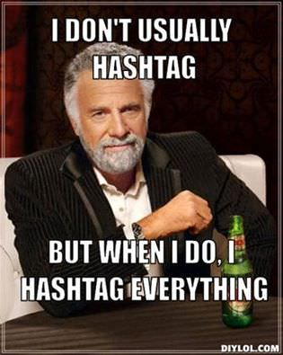 How to Choose Hashtags for a Webstore